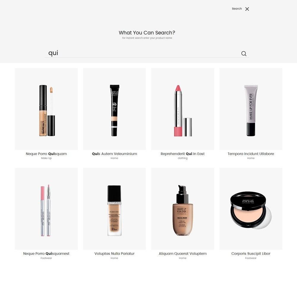 theme - Salud y Belleza - Cosmetic Store - 9