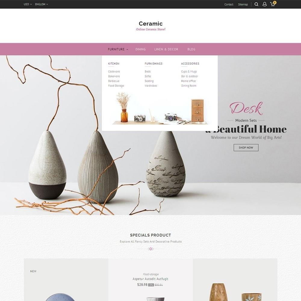 theme - Casa & Giardino - Ceramic Store - 9
