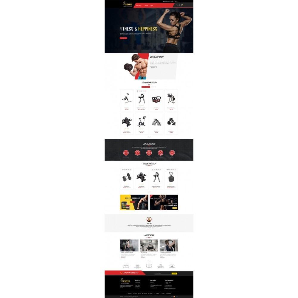 theme - Sport, Aktivitäten & Reise - Fitness Equipment - 3