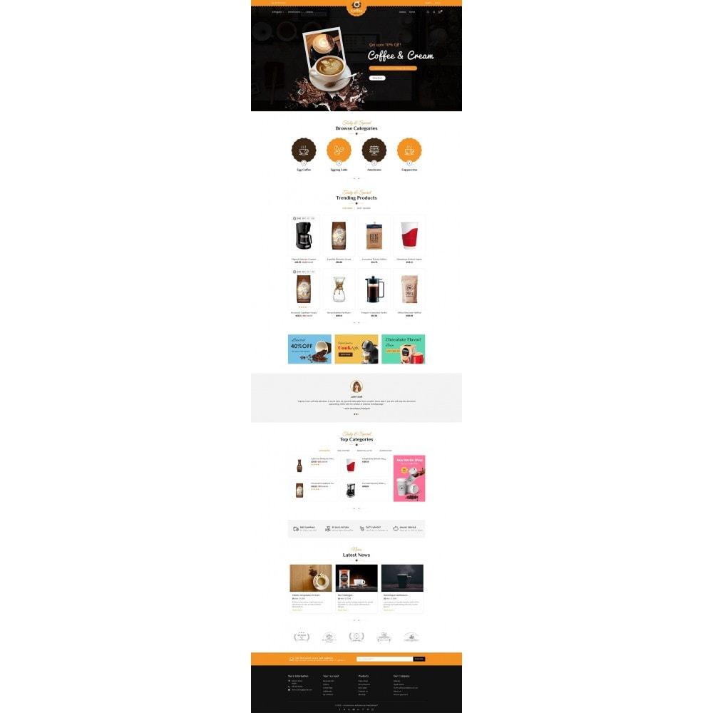 theme - Lebensmittel & Restaurants - Coffee House - 3