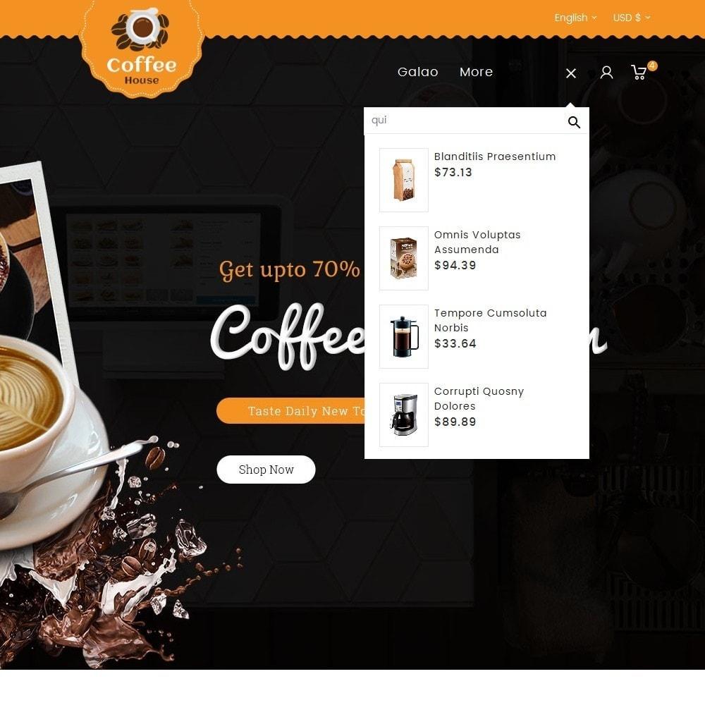 theme - Lebensmittel & Restaurants - Coffee House - 10