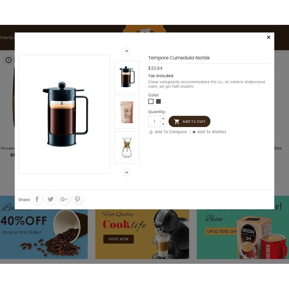 theme - Cibo & Ristorazione - Coffee House - 8