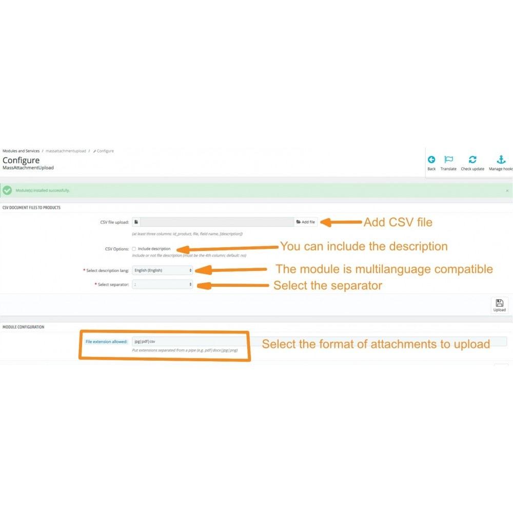 module - Daten Im-&Export - Mass Attachments Upload - 4