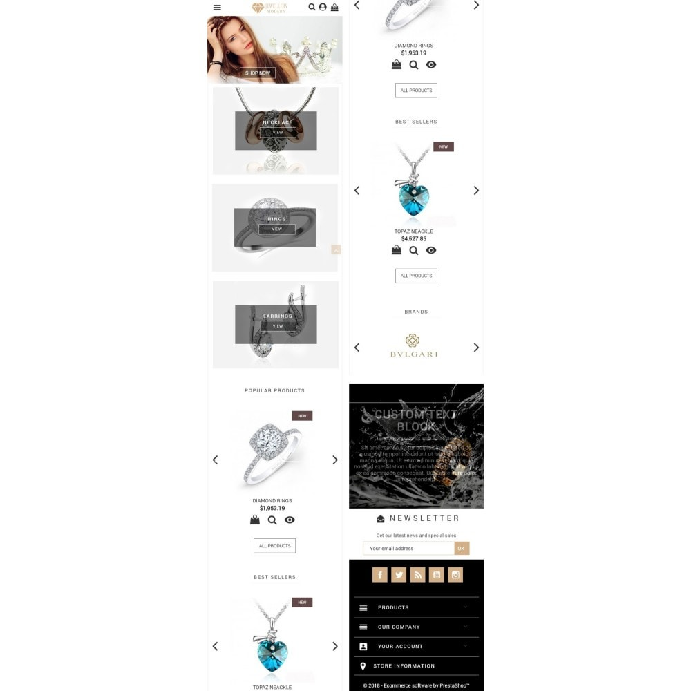 theme - Bijoux & Accessoires - Modern Jewellery - 5