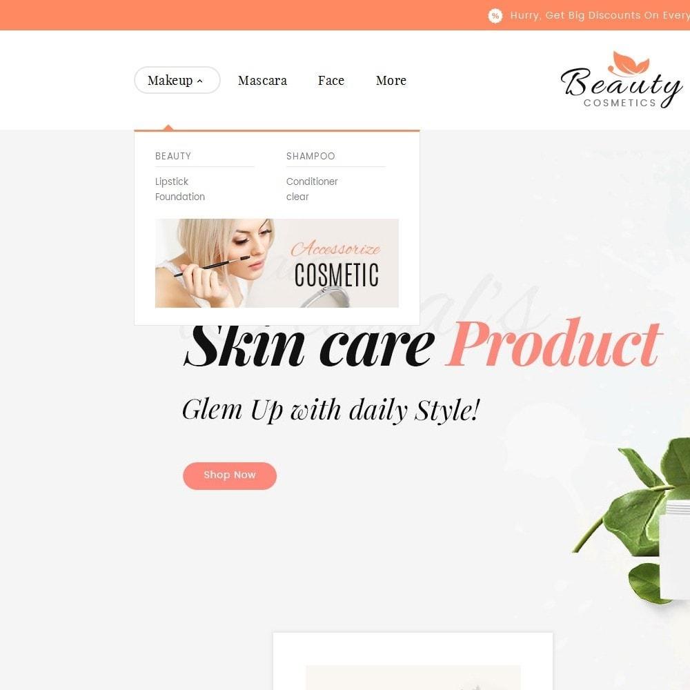 theme - Santé & Beauté - Beauty Spa & Cosmetics - 9