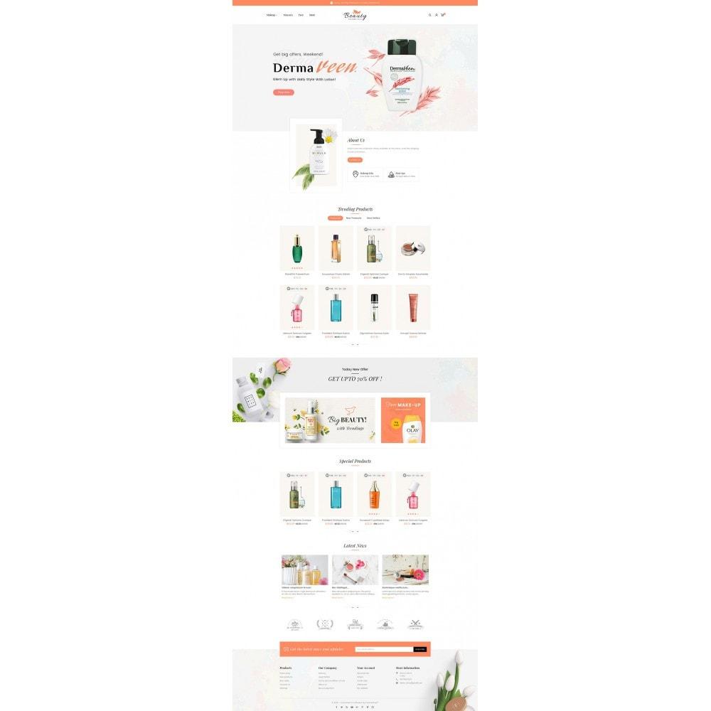 theme - Salud y Belleza - Beauty Spa & Cosmetics - 3