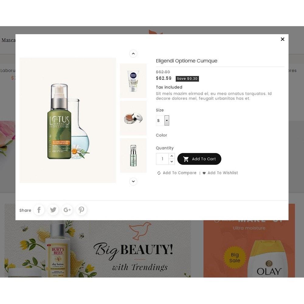 theme - Salud y Belleza - Beauty Spa & Cosmetics - 8
