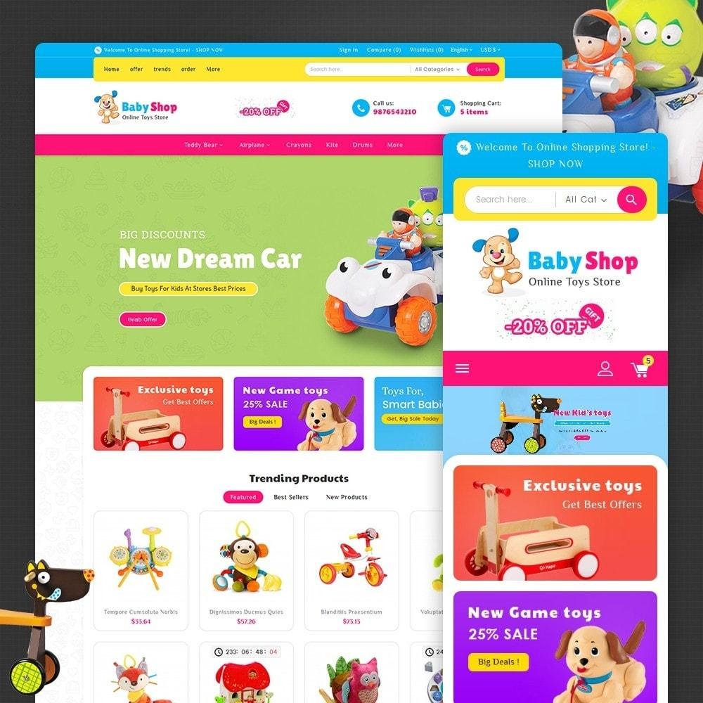 theme - Niños y Juguetes - Baby Toys - 2