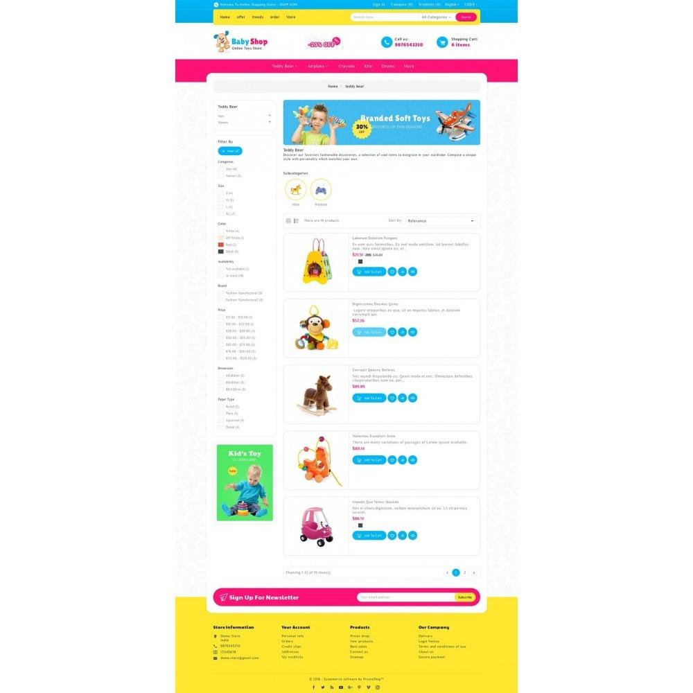 theme - Niños y Juguetes - Baby Toys - 5