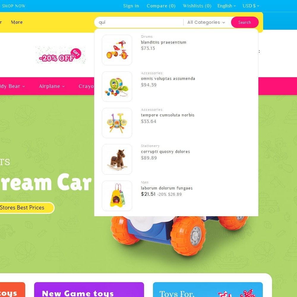 theme - Niños y Juguetes - Baby Toys - 10
