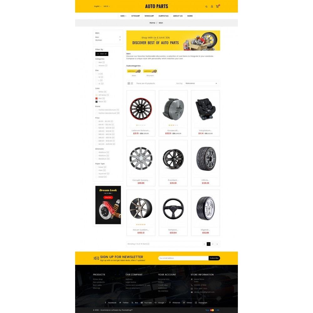 theme - Auto & Moto - Auto Equipment & Parts - 4