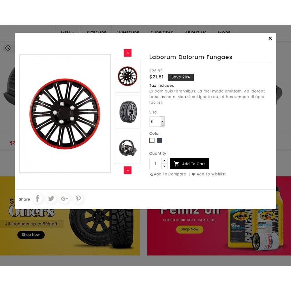 theme - Autos & Motorräder - Auto Equipment & Parts - 8