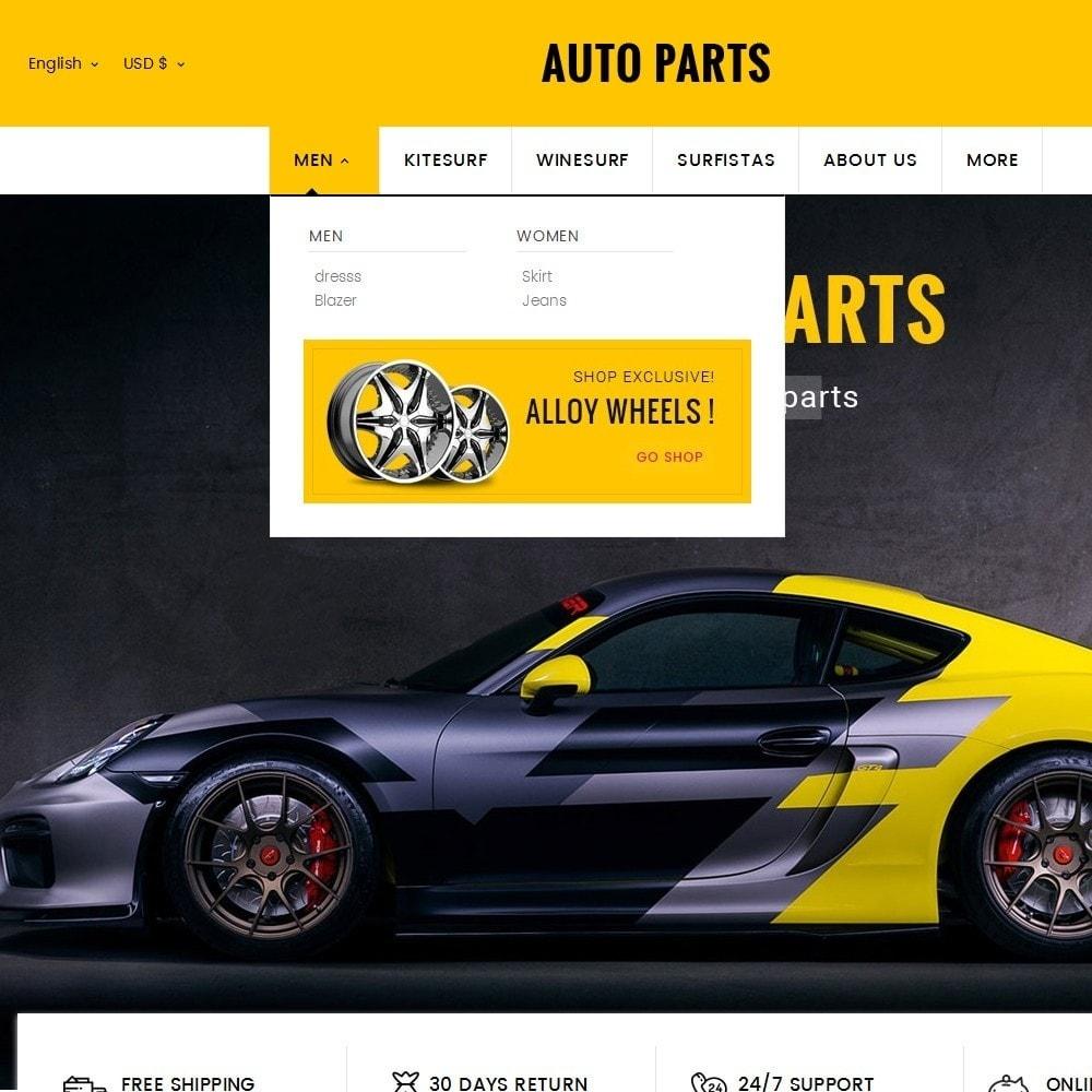 theme - Autos & Motorräder - Auto Equipment & Parts - 9
