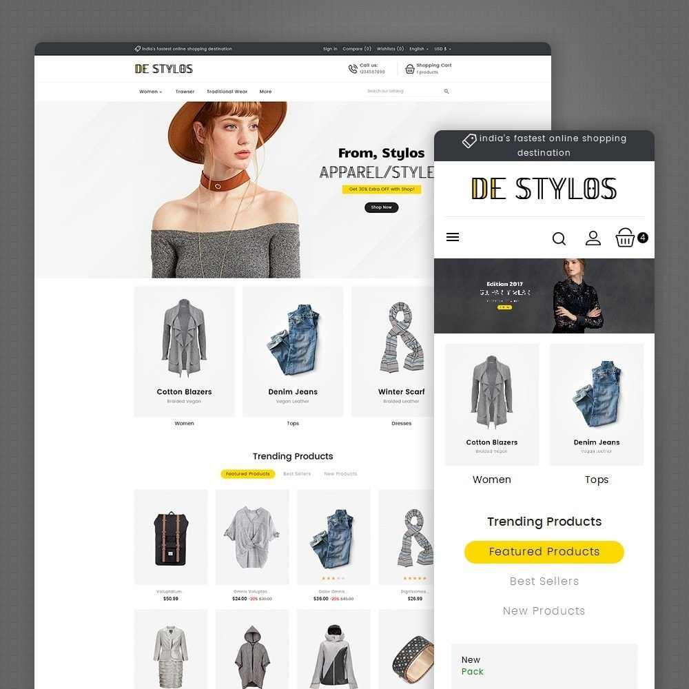 theme - Mode & Schuhe - Stylo Fashion - 2