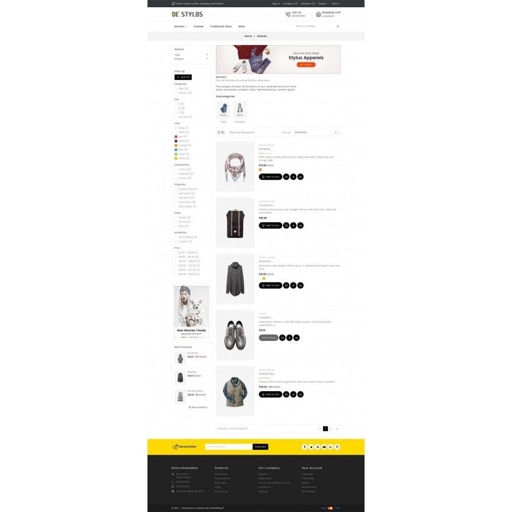 theme - Mode & Schuhe - Stylo Fashion - 5