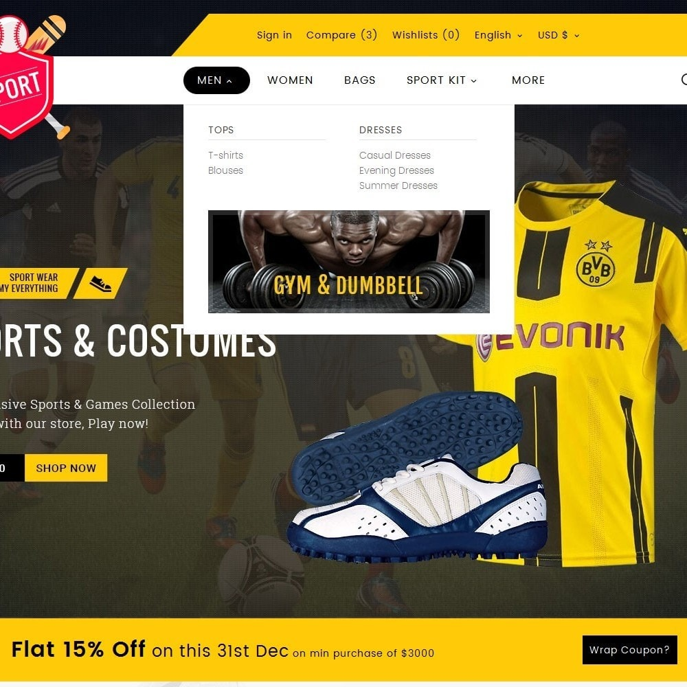 theme - Sport, Loisirs & Voyage - Sports Equipment - 9
