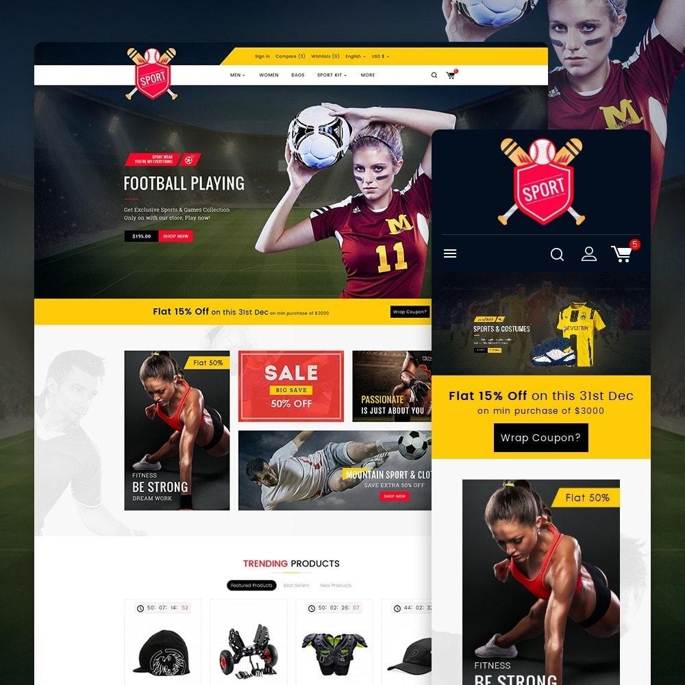theme - Sport, Aktivitäten & Reise - Sports Equipment - 2