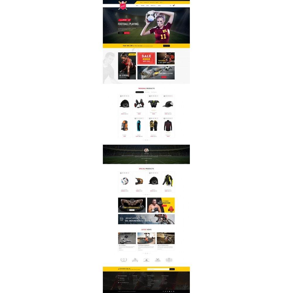 theme - Sport, Aktivitäten & Reise - Sports Equipment - 3