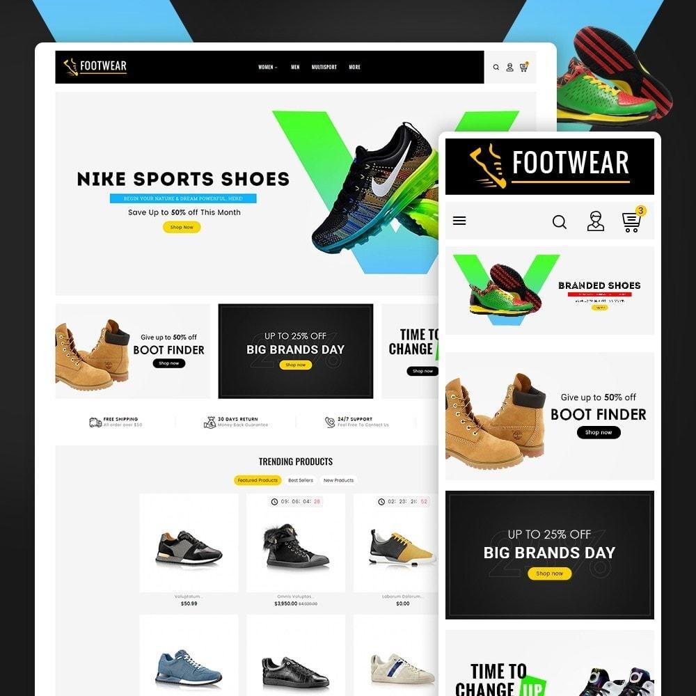 theme - Deportes, Actividades y Viajes - Sports & Footwear - 2