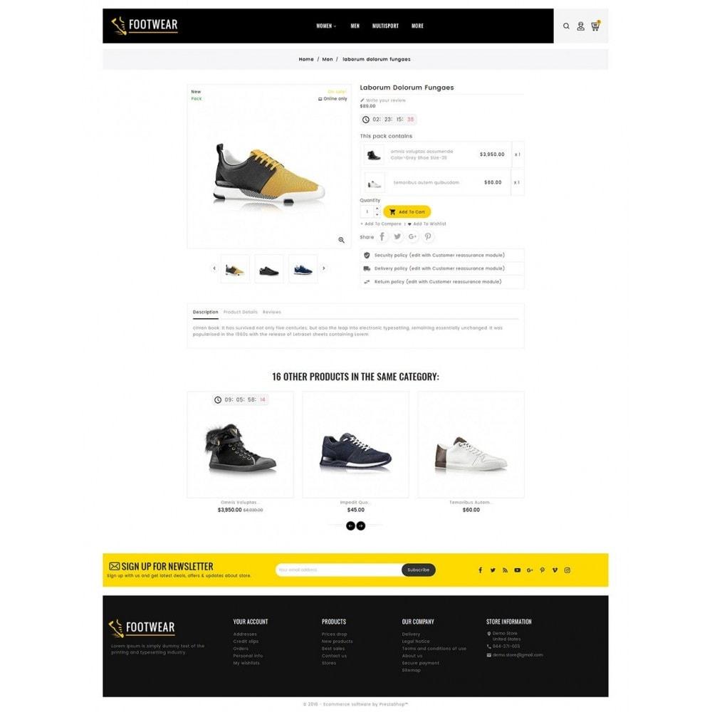 theme - Deportes, Actividades y Viajes - Sports & Footwear - 6