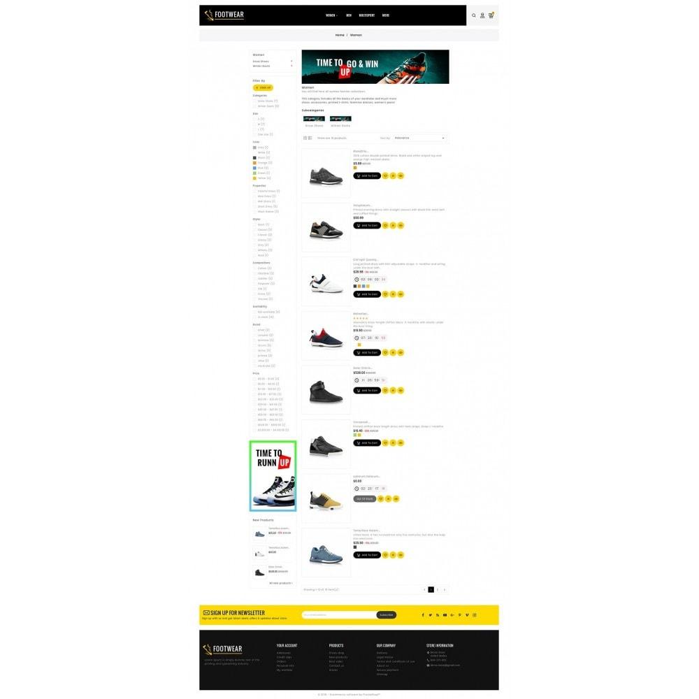 theme - Sport, Attività & Viaggi - Sports & Footwear - 5