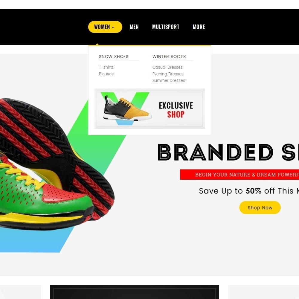 theme - Sport, Attività & Viaggi - Sports & Footwear - 9