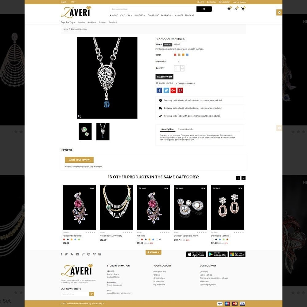 theme - Jewelry & Accessories - Zaveri – Jewelry & accessories Store - 4