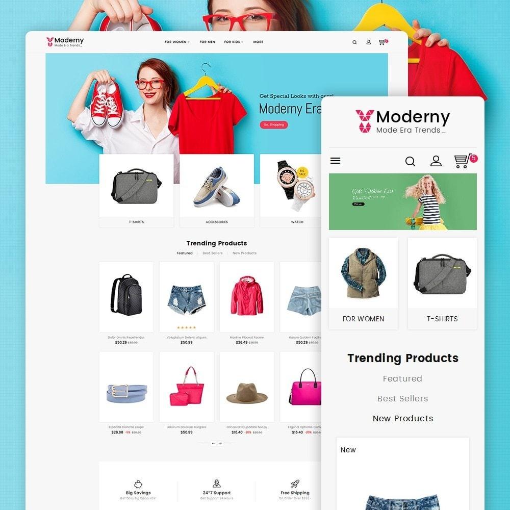 theme - Moda y Calzado - Moderny Fashion - 2