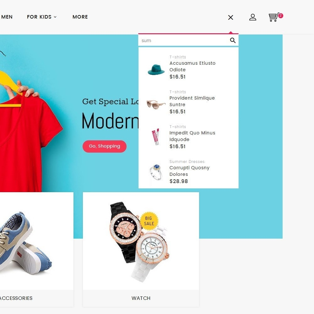 theme - Mode & Schuhe - Moderny Fashion - 10