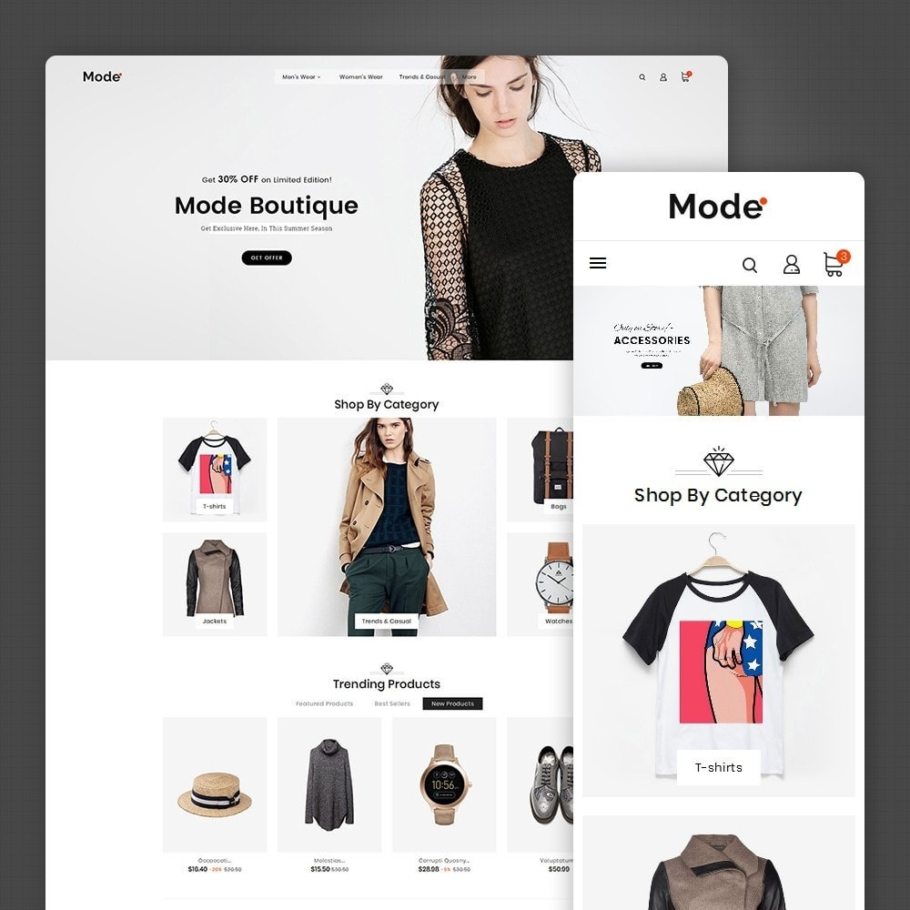 theme - Moda & Calzature - Mode Fashion - 2