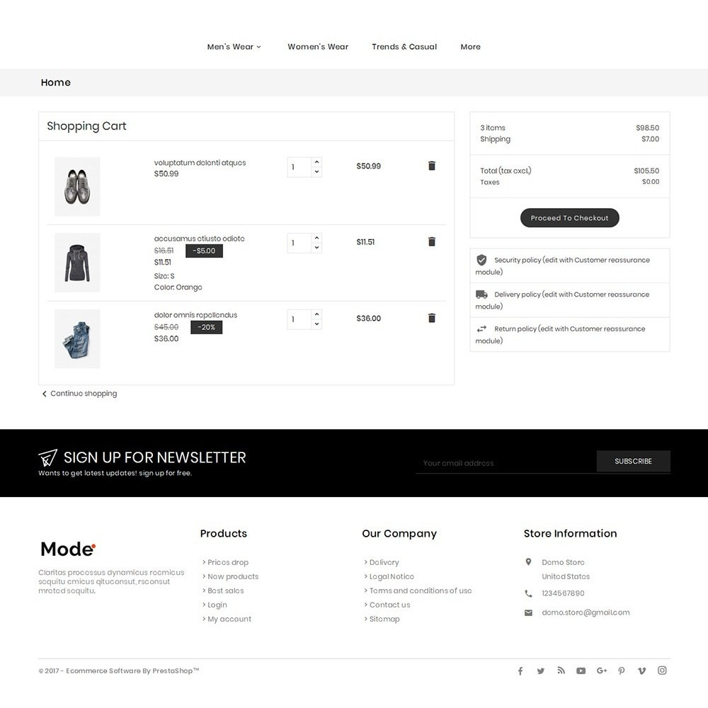 theme - Moda & Calzature - Mode Fashion - 7