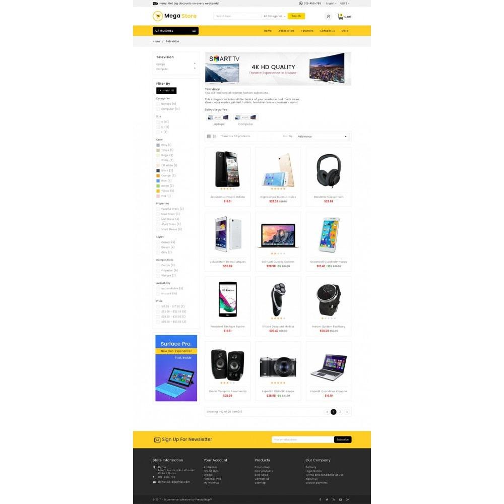 theme - Electrónica e High Tech - Mega Store Electronics - 4