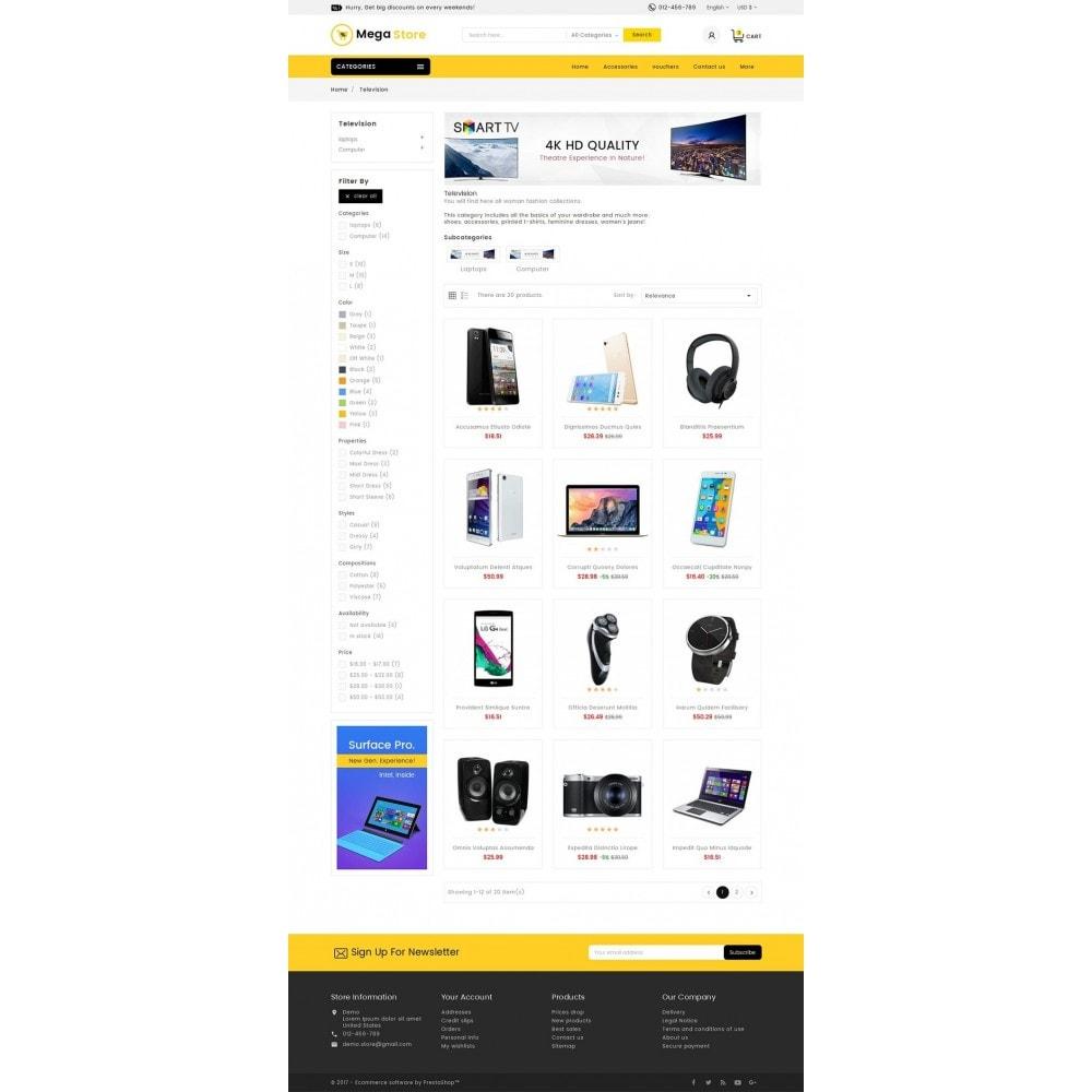 theme - Elektronik & High Tech - Mega Store Electronics - 4