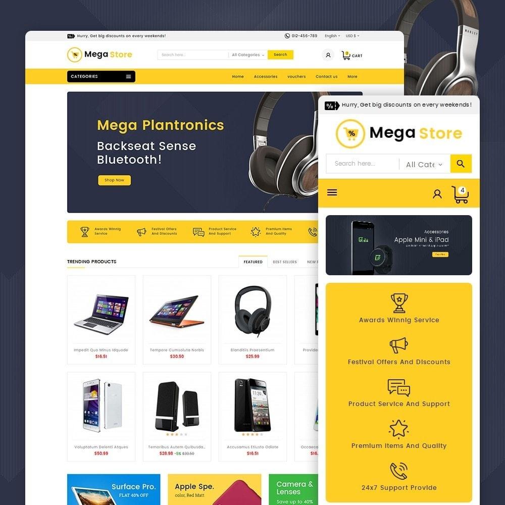 theme - Elettronica & High Tech - Mega Store Electronics - 2
