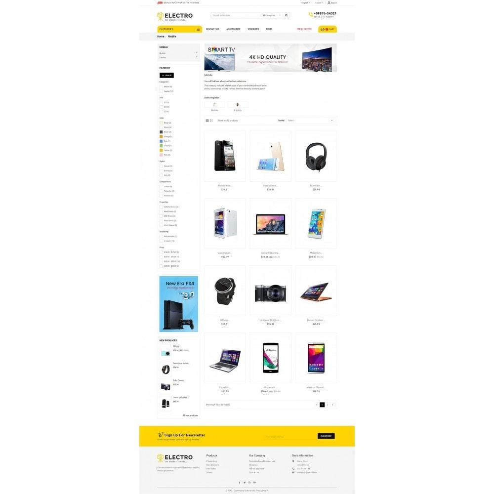 theme - Elektronik & High Tech - Mega Electronics Store - 4