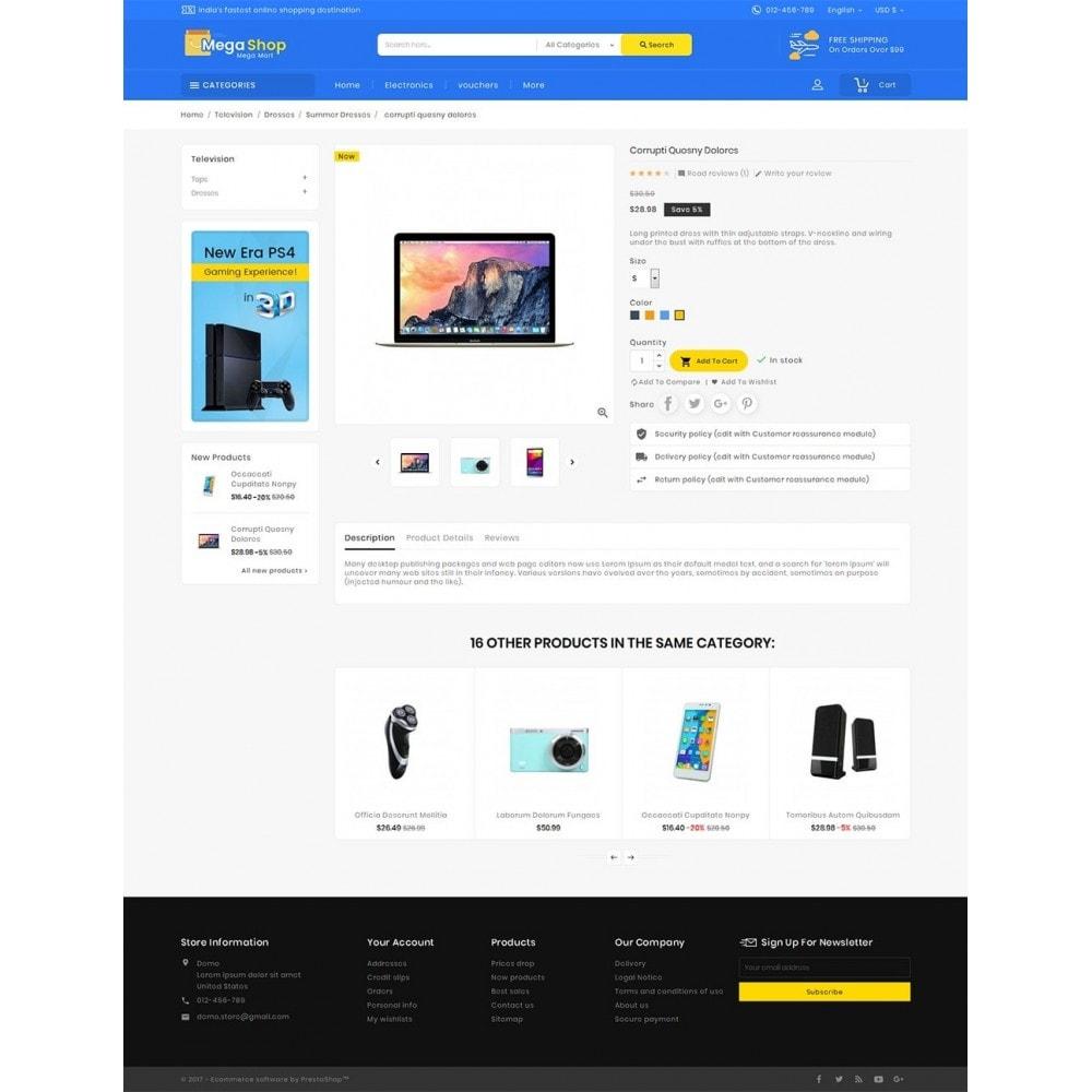 theme - Electrónica e High Tech - Mega Electronics Shop - 6