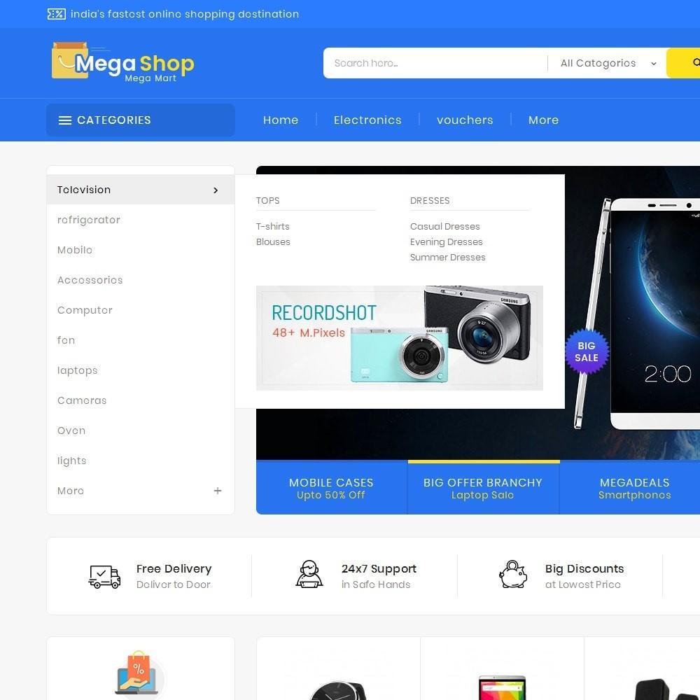 theme - Electrónica e High Tech - Mega Electronics Shop - 9