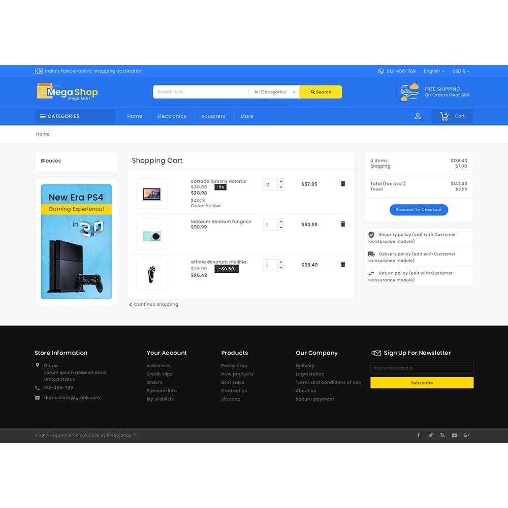 theme - Elektronik & High Tech - Mega Electronics Shop - 7