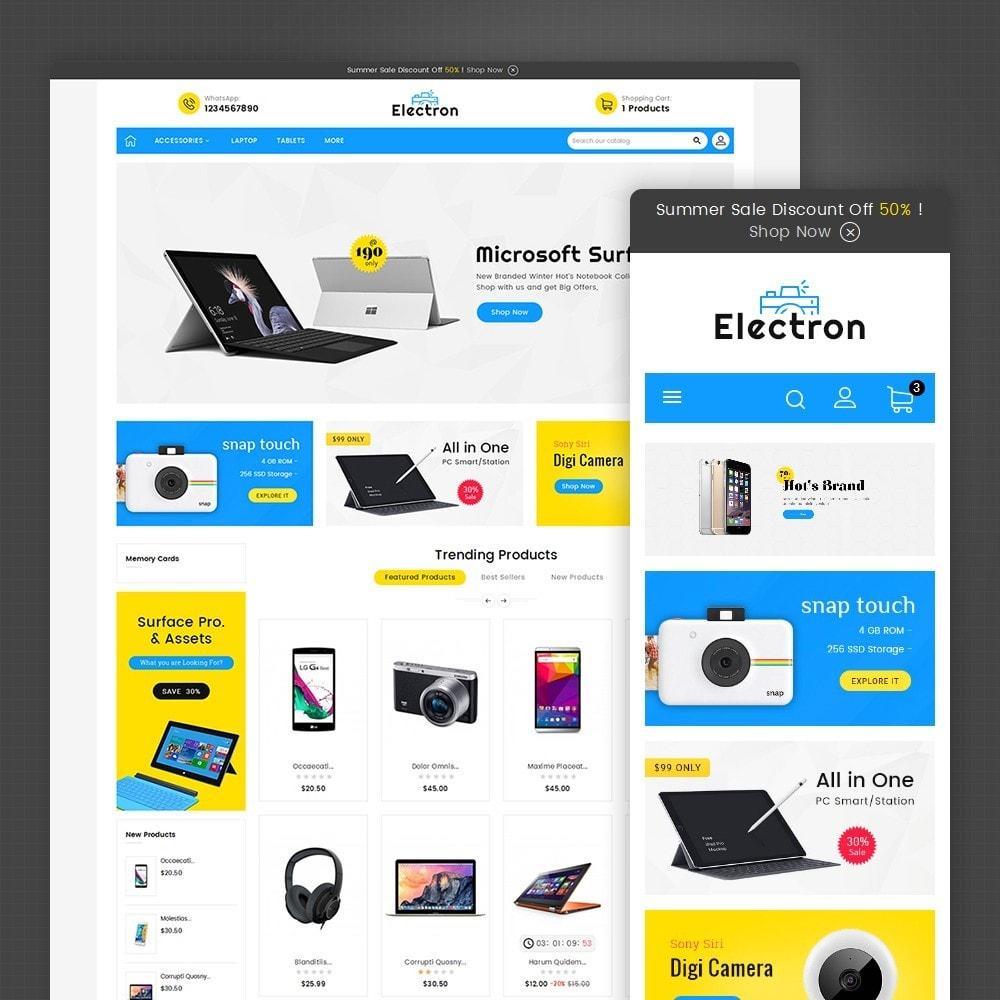 theme - Elettronica & High Tech - Mega Electron - 2