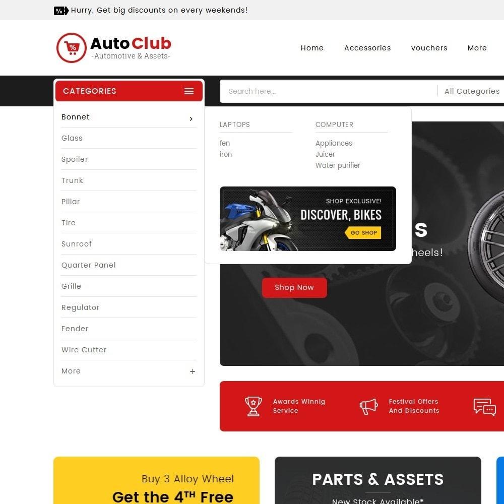 theme - Autos & Motorräder - Mega Auto Parts - 10