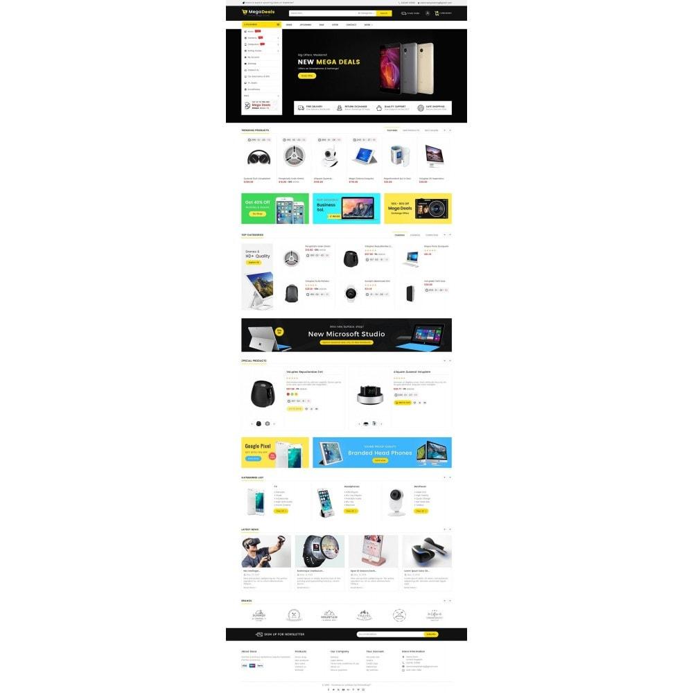theme - Electrónica e High Tech - Mega Deals Electronics Mart - 2