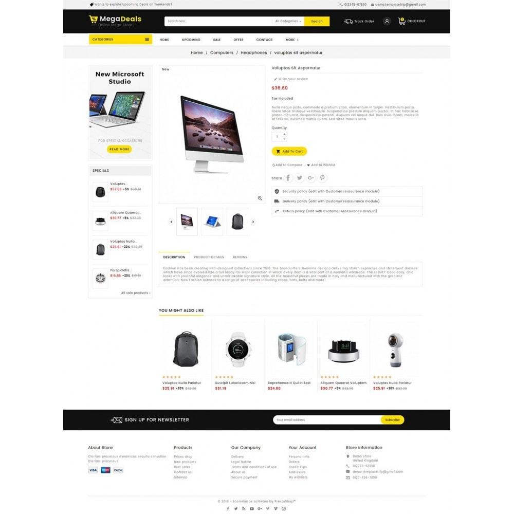 theme - Electrónica e High Tech - Mega Deals Electronics Mart - 5