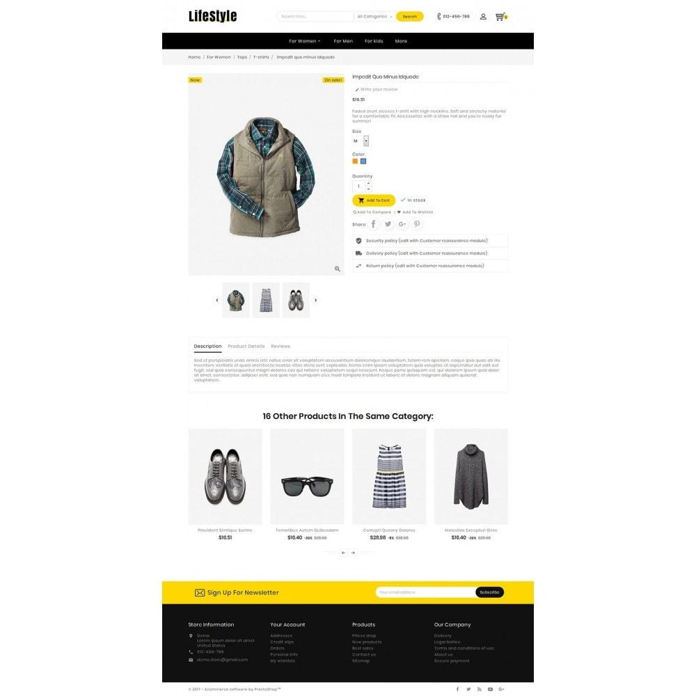 theme - Moda & Calzature - Life Style Fashion Store - 6
