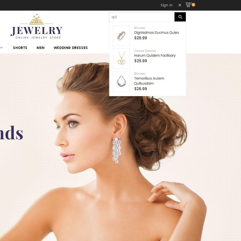 theme - Bijoux & Accessoires - Jewelry Store - 11