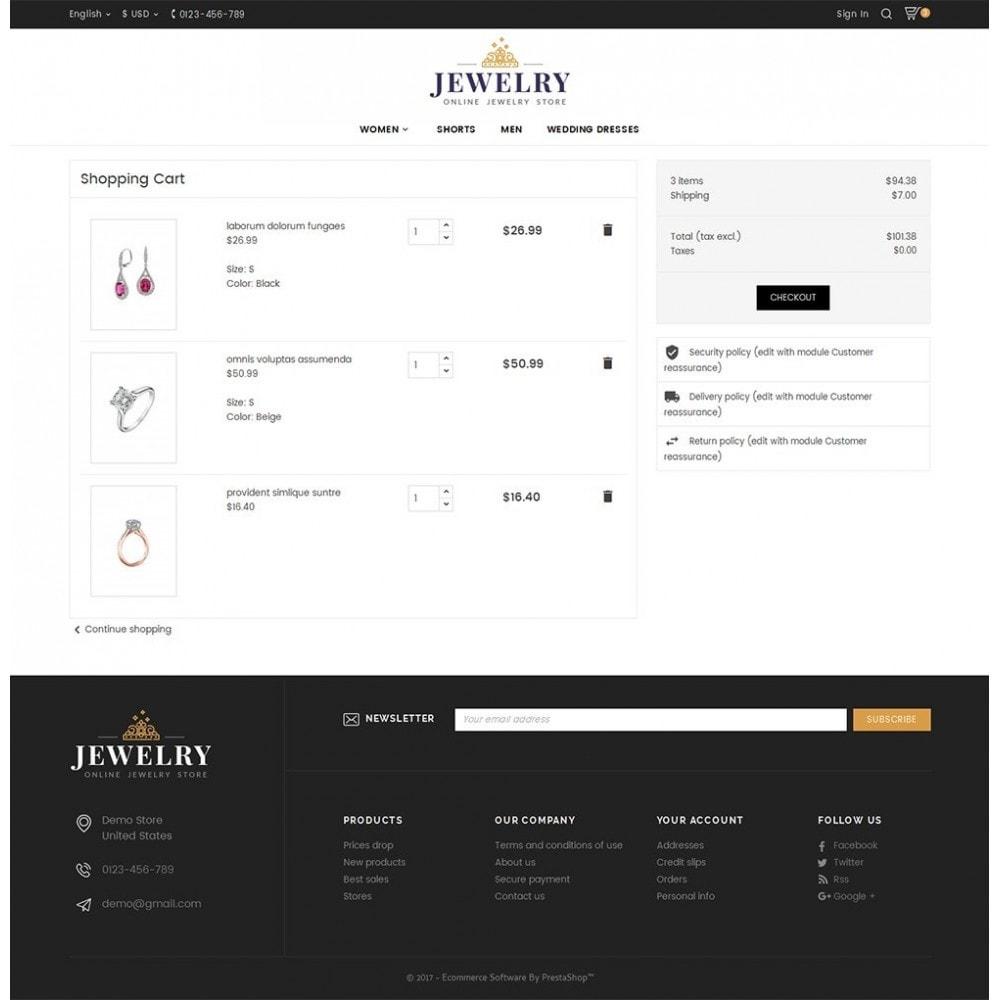 theme - Bellezza & Gioielli - Jewelry Store - 7