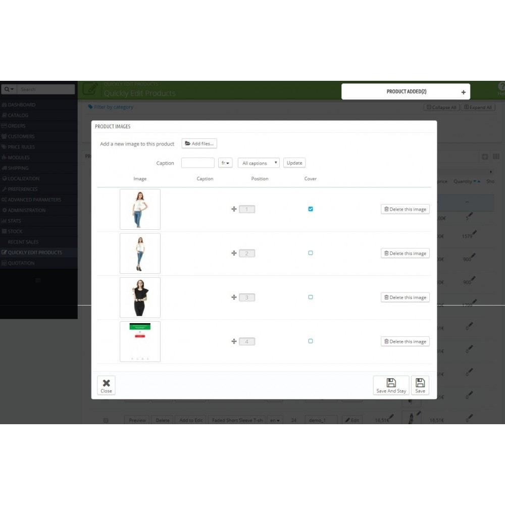 module - Инструменты администрирования - Quickly Edit Bulk/Mass Products, Combination - 8