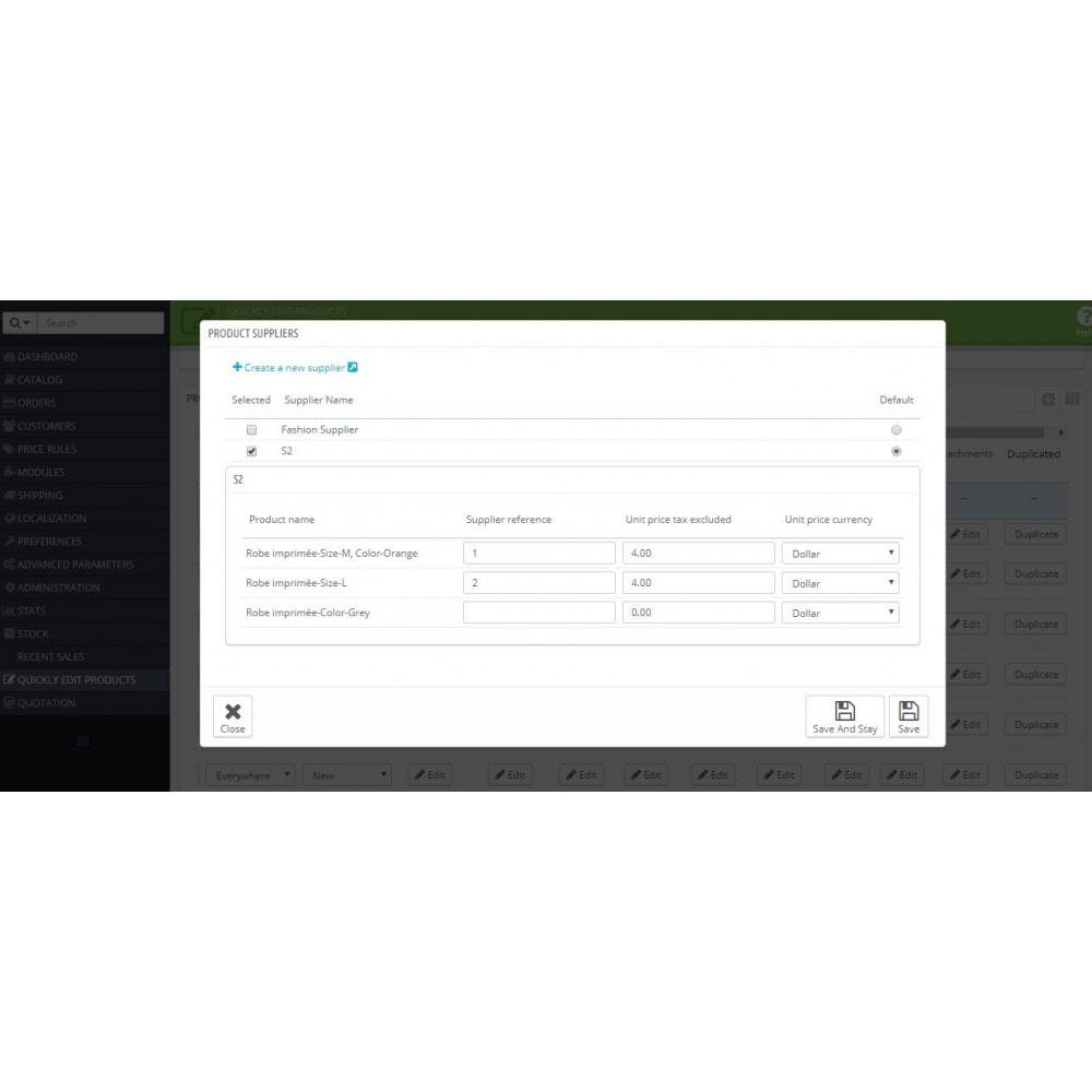 module - Инструменты администрирования - Quickly Edit Bulk/Mass Products, Combination - 15