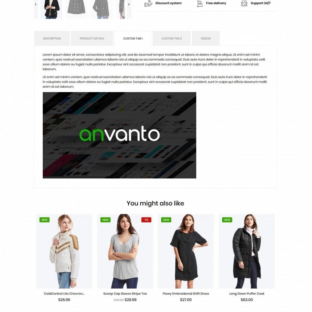 theme - Moda & Calzature - PeopleTalk Fashion Store - 8