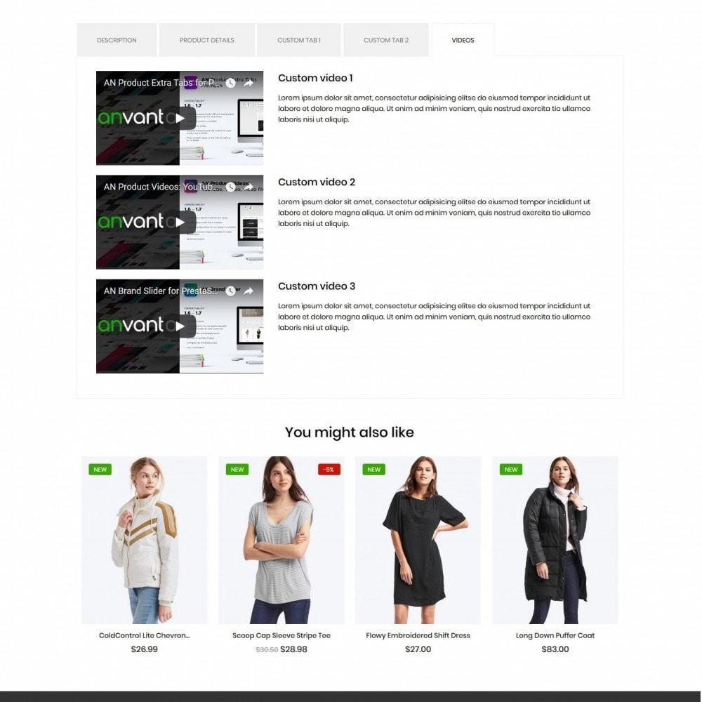 theme - Moda & Calzature - PeopleTalk Fashion Store - 9