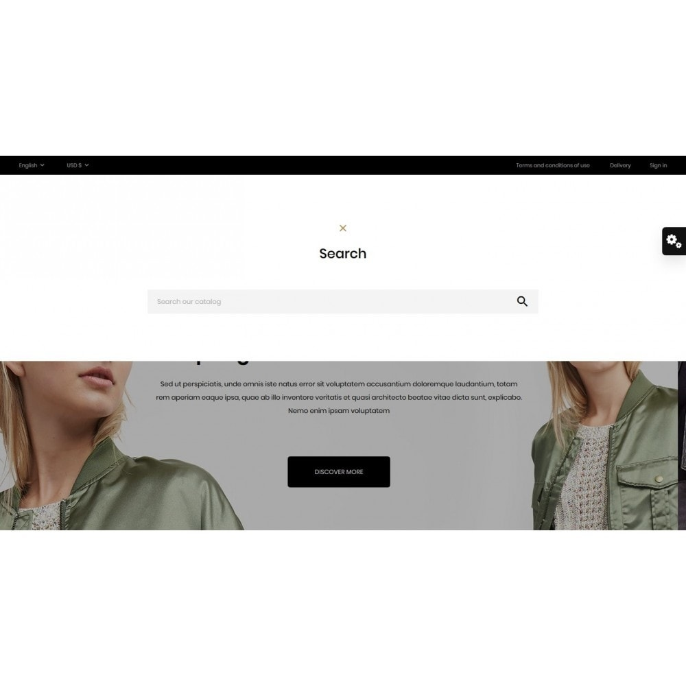 theme - Moda & Calzature - PeopleTalk Fashion Store - 10